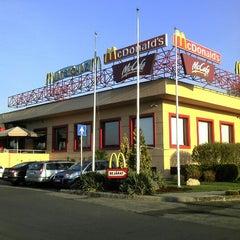 Photo taken at McDonald's and McCafé by Karina V. on 4/10/2012