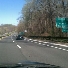 Photo taken at Palisades Interstate Parkway by Keisha S. on 4/8/2012