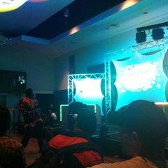 Photo taken at University Center Ballroom by Ruby C. on 2/19/2012