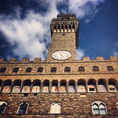 Photo taken at Palazzo Vecchio by Francesco C. on 6/7/2012