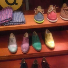 Photo taken at Cole Haan Shoes by Head M. on 3/23/2012