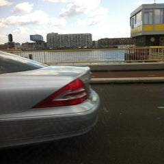 Photo taken at Leuvebrug by Reinier M. on 5/13/2012