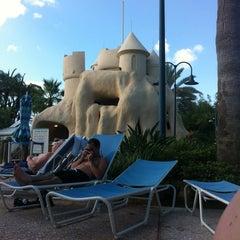 Photo taken at Disney's Old Key West Resort by Mari F. on 7/13/2012
