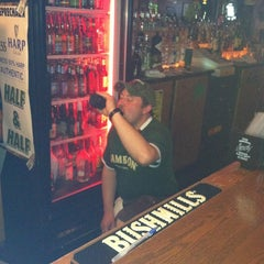 Photo taken at The Durty Leprechaun by Jacob V. on 8/6/2012