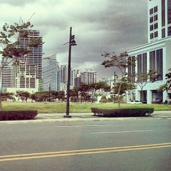 Photo taken at McKinley Road by Lei S. on 4/4/2012