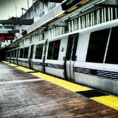 Photo taken at Balboa Park BART Station by Jeff Y. on 8/18/2012