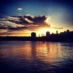 Photo taken at Manly Wharf Bar by Daryll J. on 8/25/2012