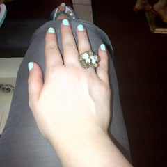 Photo taken at Lady Q Nails by Luisa M. on 7/19/2012
