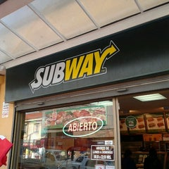 Photo taken at Subway by Fernando C. on 9/7/2012