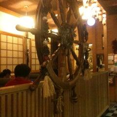 Photo taken at Fuku Sushi by Lindsay P. on 4/22/2012