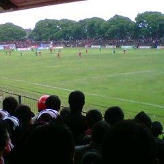 Photo taken at Stadion Bhumi Phala Temanggung by guruh s. on 3/2/2012