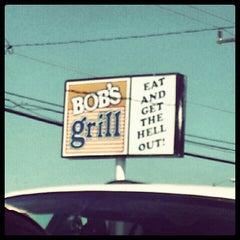 Photo taken at Bob's Grill by Shaye Z. on 6/30/2012