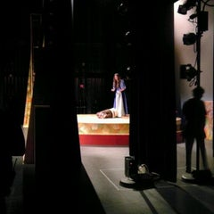 Photo taken at The Craterian Theater at The Collier Center for the Performing Arts by David C. on 3/6/2012