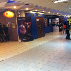 Photo taken at Growball Cinemax by Alan on 8/20/2012