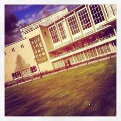Photo taken at Stadsschouwburg Utrecht by Jeroen K. on 4/15/2012