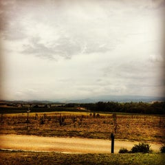 Photo taken at Domaine Gayda by olvado on 8/29/2012