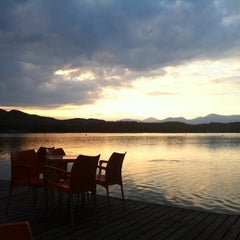 Photo taken at Banys Vells Banyoles by Arnau F. on 7/21/2012