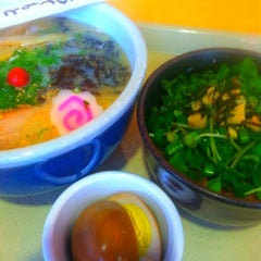 Photo taken at Santouka Ramen by JOE 0. on 4/9/2012