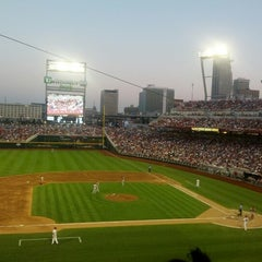 Photo taken at TD Ameritrade Park by Nolan C. on 6/19/2012