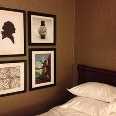 Photo taken at Sheraton Tysons Hotel by Zoe M. on 2/19/2012
