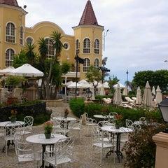 Photo taken at Gran Hotel Bahía del Duque Resort by Maxim P. on 6/12/2012