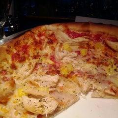 Photo taken at Gordon Biersch Brewery Restaurant by James M. on 4/28/2012
