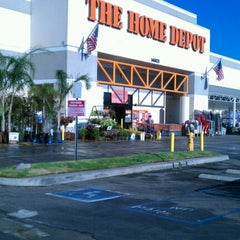 Photo taken at The Home Depot by Ron S. on 8/14/2012