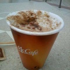 Photo taken at McCafé by Marichuy G. on 4/7/2012