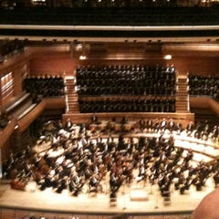 Photo taken at La Maison Symphonique de Montréal by Sylvie B. on 9/7/2012