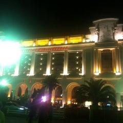 Photo taken at Hyatt Regency Nice Palais de la Mediterranee by Hak P. on 8/17/2012