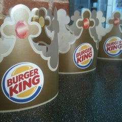 Photo taken at Burger King by Felip P. on 6/4/2012