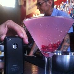 Photo taken at Pravda Vodka Bar by Dan L. on 9/9/2012