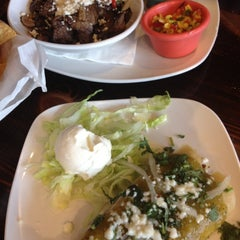 Photo taken at La Cantína Mexican Restaurant by Christine R. on 7/21/2012