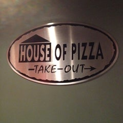 Photo taken at House of Pizza by Tom C. on 3/6/2012