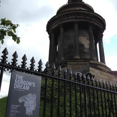Photo taken at Burns Monument by matthew s. on 6/24/2012