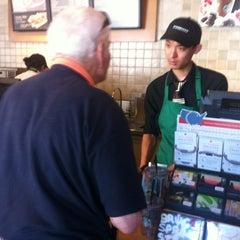 Photo taken at Starbucks by Joshua G. on 5/31/2012