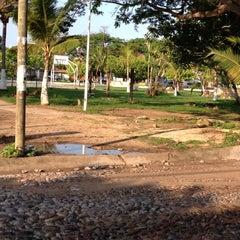 Photo taken at Parque Los Sauces by Ferni R. on 6/28/2012