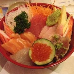 Photo taken at Yuka Japanese Restaurant by Jasmin S. on 9/8/2012