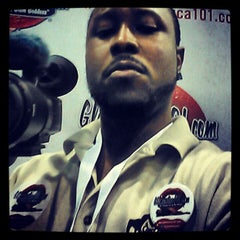 Photo taken at Donald E Stephens Convention Center by Kendrick B. on 7/13/2012