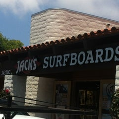 Photo taken at Jack's Surfboards by Shaun R. on 6/21/2012