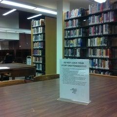 Photo taken at DVC Library by Sean K. on 2/29/2012