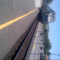 Photo taken at Metrolink Santa Clarita Station by Pamm M. on 5/19/2012