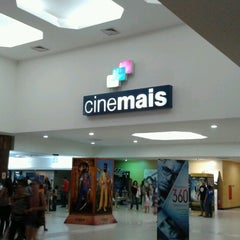 Photo taken at Cinemais by Gugyh on 8/5/2012