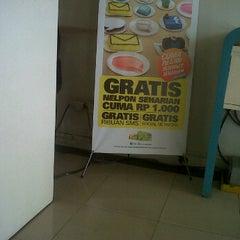 Photo taken at Galeri Indosat by Teguh S. on 2/21/2012