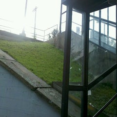 Photo taken at Metro North / NJT - Suffern Station (MBPJ) by Alexandra W. on 8/14/2012