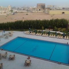Photo taken at Acacia Hotel by Hyung Joo L. on 8/26/2012