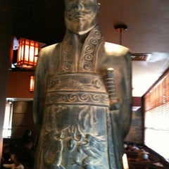 Photo taken at P.F. Chang's by Eric B. on 5/20/2012