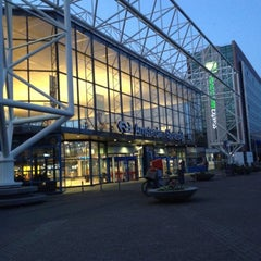 Photo taken at Station Amsterdam Sloterdijk by Chantal L. on 8/8/2012