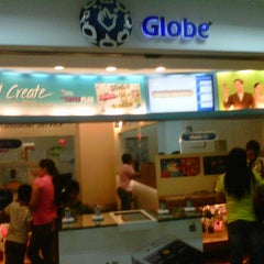 Photo taken at Globe Business Center by MeL A. on 5/2/2012