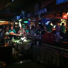 Photo taken at Harrigan's Tavern by Kelly Z. on 3/17/2012
